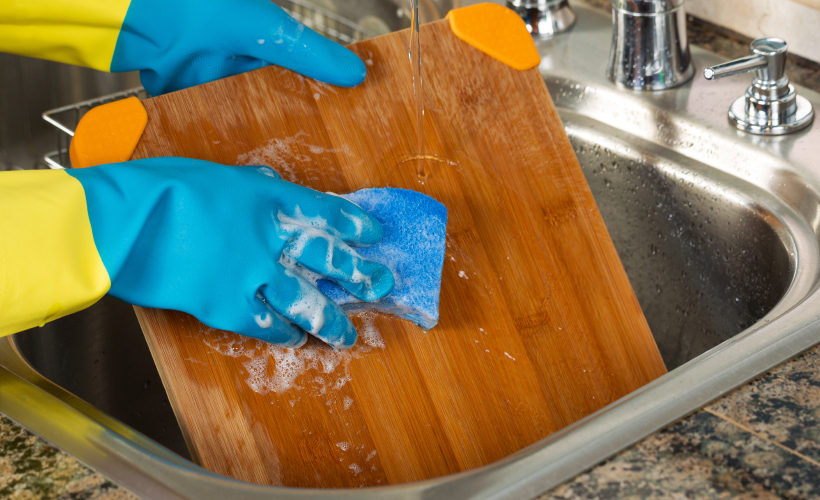 Keep Your Home and Food Safe: How to Clean, Sanitize, & Disinfect